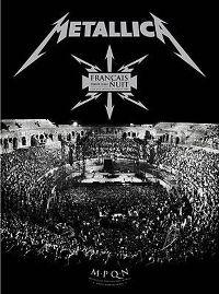 Cover Metallica - Français pour une nuit [DVD]
